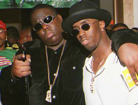 Biggie and Diddy